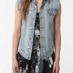 DIY: Denim Vest