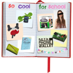 So Cool For School Accessories