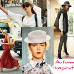 Hat's Off for Fall Headwear