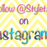 Site Seeing: Style Tab On Instagram!