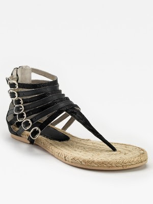 Style Notes: Gladiator Sandals