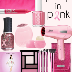Makeup Monday: Breast Cancer Awareness Products