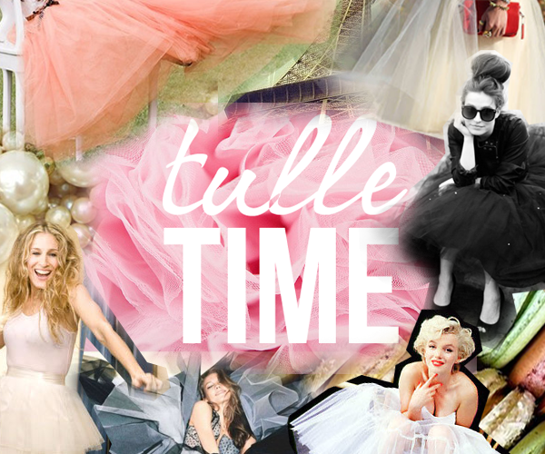 Tulle Time