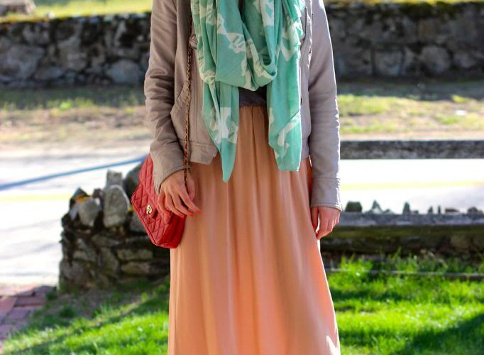 Spring Layering with Brianne Faye