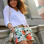 Printed Shorts In Portland