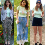 Ways To Wear: A Crop Top (In Everyday Life)