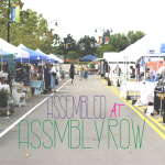 Tab Around Town: ASSEMBLED Craft Market