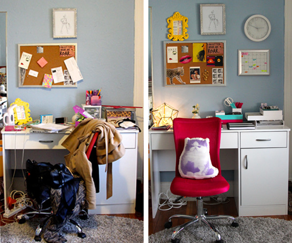 Ew To New: Home Office Space
