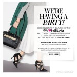 InStyle + Nine West Boston Launch