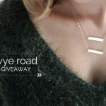 Wye Road Jewelry Giveaway