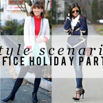 Style Scenario: Office Holiday Party