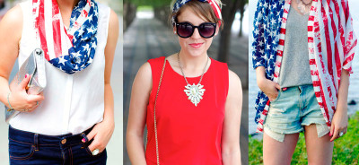 how to wear red white and blue, 4th of july outfits, red white and blue outfits, american flag outfits