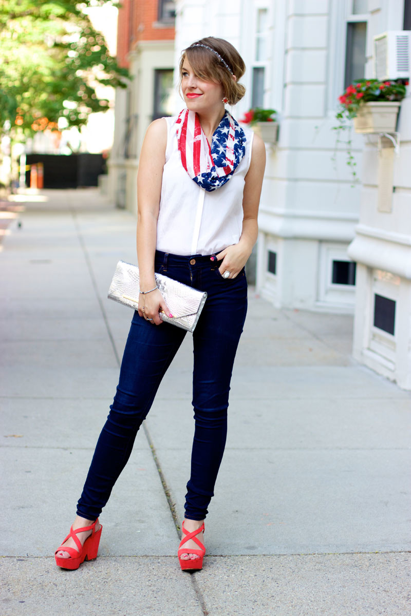 Ways to Wear 4th of July Outfit | Style Tab