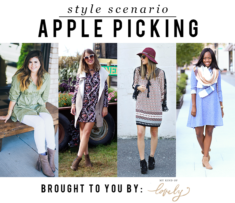 apple picking outfit ideas