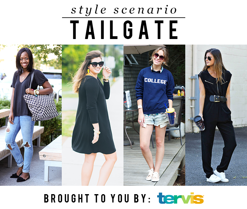 tailgate outfit ideas