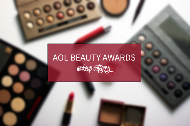 AOL Beauty Awards - Makeup