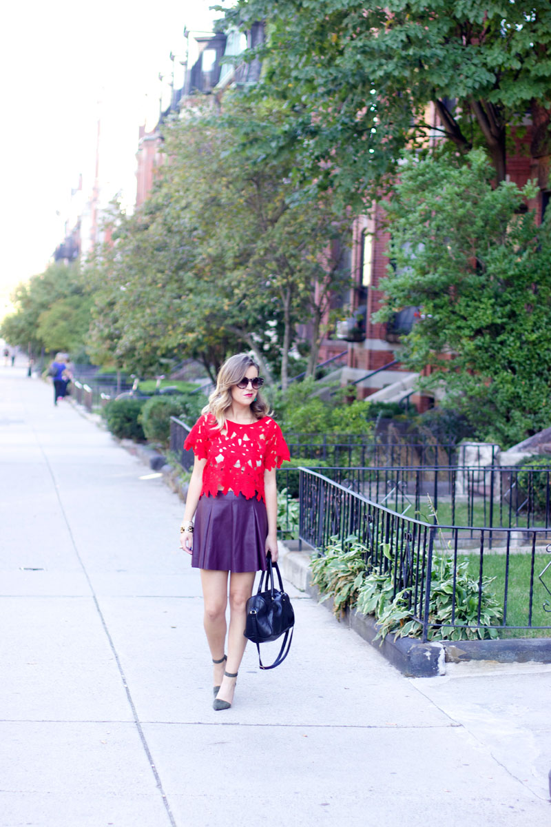 Boston fashion blogger | Style Tab