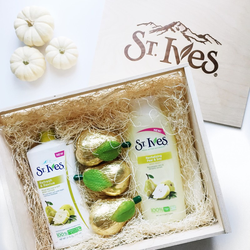St. Ives Refresh & Revive Pear Nectar
