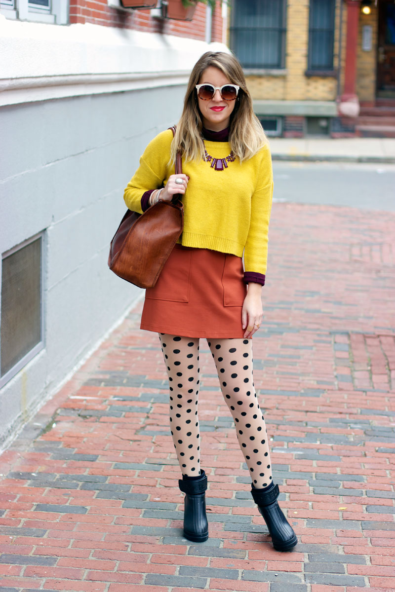 Mod fall outfit on Style Tab