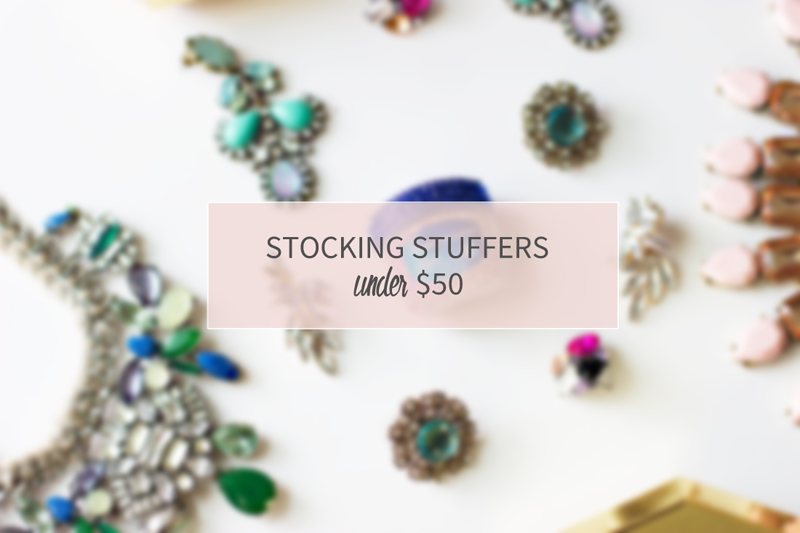 Stocking stuffers under $50 for her