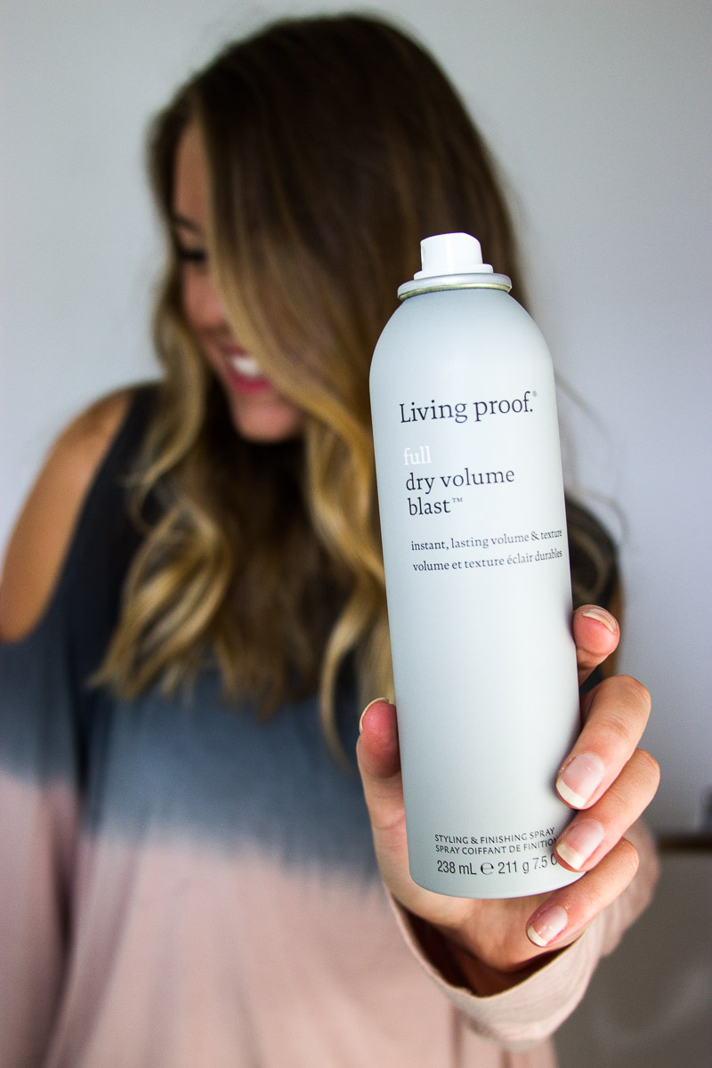 A review of Living Proof's Dry Volume Blast