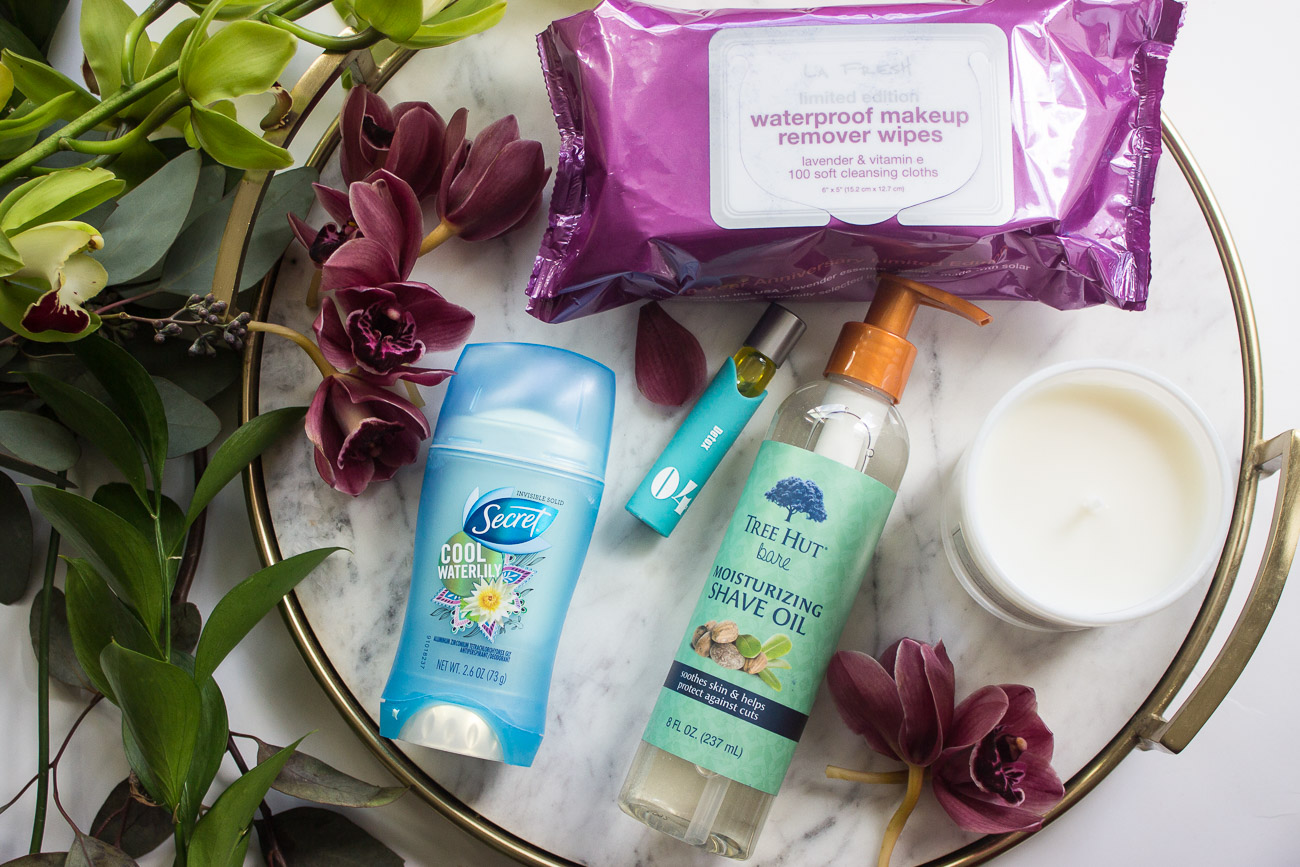 My favorite products for staying fresh in winter with Secret Fresh Scents Deodorant